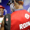 Dennis Rodman Reunites with Estranged Father in Philippines