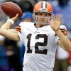 Colt McCoy Says ther was No Competition
