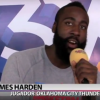 Video: James Harden says he Wants to Stay in OKC