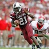 Marcus Lattimore Suffers Dislocated Knee and Ligament Damage
