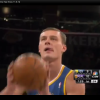 Golden State Warrior Airballs Free Throw Shot