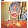 Toronto Raptor Amir Johnson Shaves Team Logo in his Head