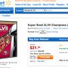 Wal-Mart Webstie Had 49ers Winning Super Bowl Day Before Game