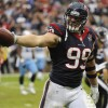 J.J. Watt to Play Offense